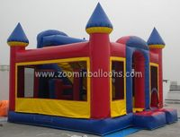 Factory directly sell inflatable jumping castle with best quality Z2052
