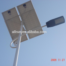 CHeap price IP67 30W to 120w integrated street light solar with pole