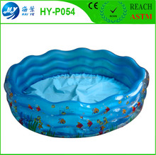 High Quality Inflatable Ocean Designed 3 Ring Swimming Pool