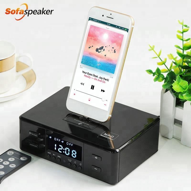 Meilleure Qualité Rapide Connexion Maison Haut-parleurs Bt Réveil - ANKUX Tech Co., Ltd