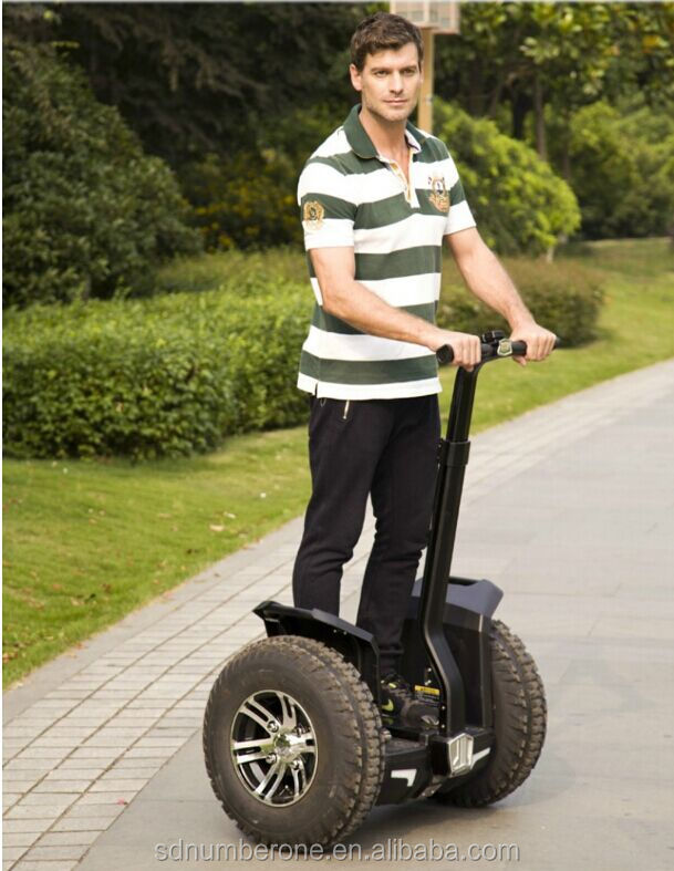 Outdoor sporting two wheels self-balance electric personal transport vehicle