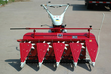 4G120 walking tractor mini harvest/paddy rice reaper