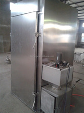 For Fish High Efficiency Meat Smoking Machine