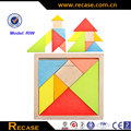 Educational wooden puzzle , tangram wooden toy, Wooden toys for kids