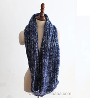 Fashion winter new style knitted infinity /scarf