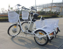 cheap assisted electric tricycle for elder