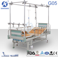 Hospital traction beds four poster bed