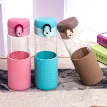 New Design Outdoor Water Bottle Silicon