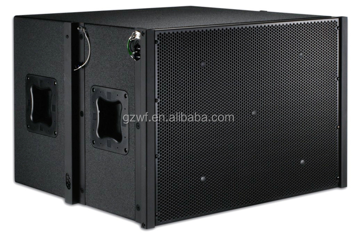 1000w subwoofer 12inch 130dB speakers for dj equipments LA-312B