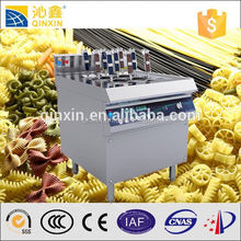 Commercial induction electric noodle cooker for falcon pasta maker much better than microwave pasta cooker