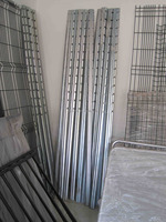 Galvanized Steel Vineyard Metal Grape Stakes