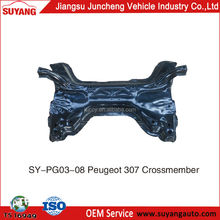 Car Spare Parts Crossmember For Peugeot 307