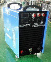 NBC350 Brand New Design Inverter IGBT CO2 shielded MIG welder