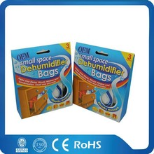 moisture removal bag , car dehumidifi bag damp moistur absorb
