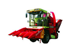 Boyo 4YZ-4BH corn/maize combine harvester manufactured by European technology