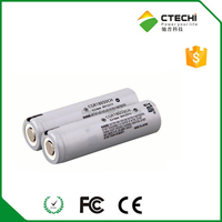 rechargeable battery CGR18650CH Li ion cell 3.7V 2200mah capacity