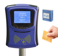 Bus POS Terminals Accept Electronic Payments Through NFC, Chip and PIN, Swipe
