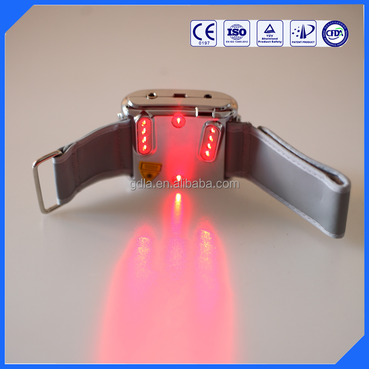 Bio Medical Laser watch biochemical ATP Enzyme to prevent cardiovascular cerebrovascular disease