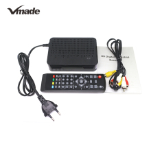 Cheapest mini Full HD TV set top box Terrestrial receiver mpeg4 mini dvb t2 FTA in Malaysia Russia