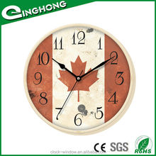 Lovely elegant cheap kids wall clock
