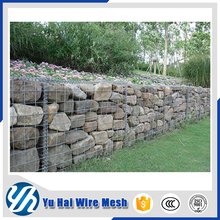 Galvanized Welded Metal Gabion Box Wire Mesh