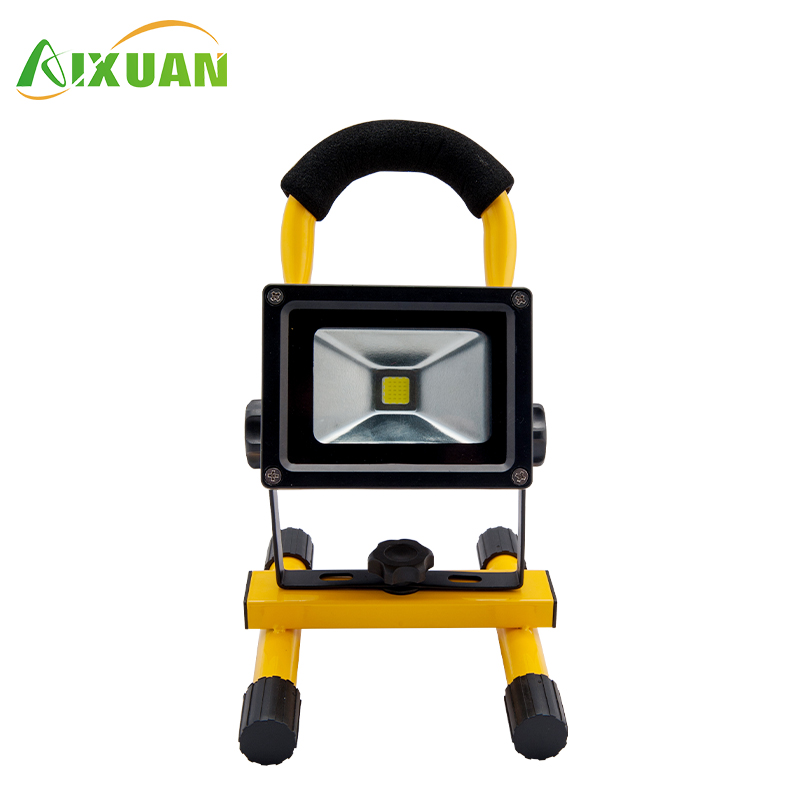 Camping 10W 20W 30W 50W Portable Recharge 10 W Outdoor Led Floodlight
