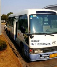 used 15seats toyota coaster bus for sale