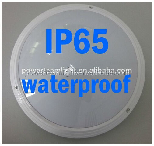 high power energy saving 12w led ceiling light (with microwave sensor)