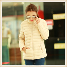 women new style down clothing for winter