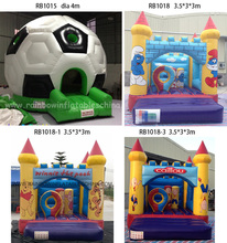 Jumper Factory Jumpoline Bounce House Cheap Bouncer Inflatable Castle For Sale