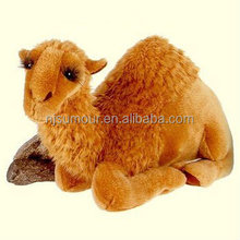 Plush camel toy