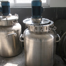 Factory Liquid soap, Detergent, Shampoo, Shower Gel Making Machine/ Mixing Tank/ Mixer/Production Line/Agitator/Blend