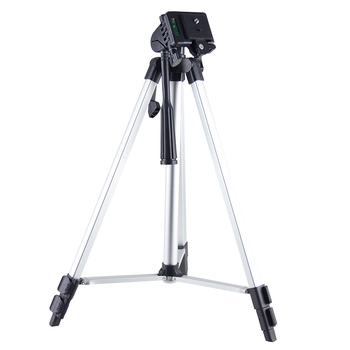 130cm 51.2'' sliver color Light Weight Aluminum Tripod with Bag