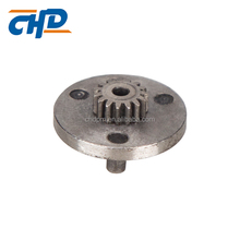 Powder Metallurgy Sintered Parts Heat Treated Small Gear For Toys