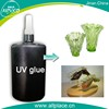 Clear Glass to Glass coating adhesive /uv resin/uv glue