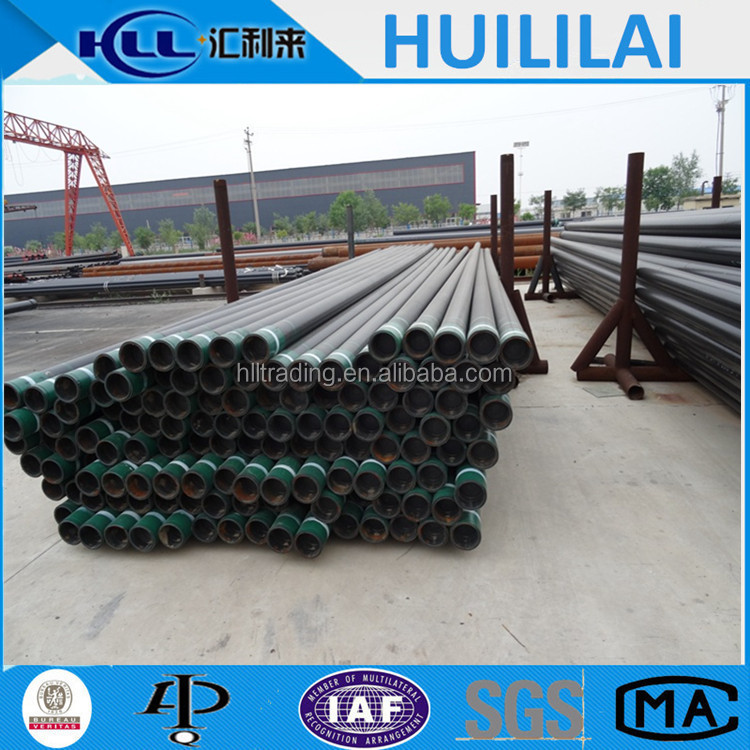 Apl 5l Mild Seamless Steel Pipe