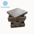 Rustic Wooden Gift Box for sale
