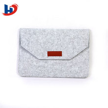 alibaba New arrival wool felt documents carry bag