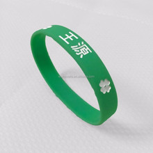 Fashion craft silicone wrist band WC275