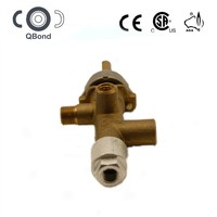gas pressure control relief brass valves for BBQ