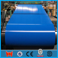 colored coated steel sheet metal