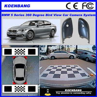 Security Special Car Reverse Parking System 360 Degree Car Camera System