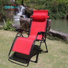 OXford Fabric Adjustable Outdoor Folding Chair