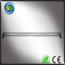 Single row auto 50 inch offroad 240w led light bar for truck