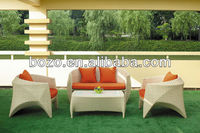 2016 Synthetic Rattan Outdoor Furniture Cheap Sofa Set