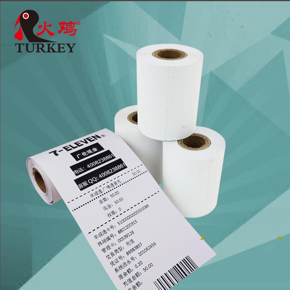 Thermal Paper rolls Receipt Roll customized size as required