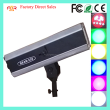 Three Years Warranty Gobo Color 7R Beam Zoom 230w LED Follow Spot