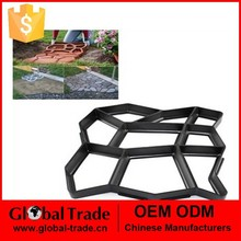G0014 Garden tool path-mate DIY Stone Pavement mold for making pathways for your garden / paving mold