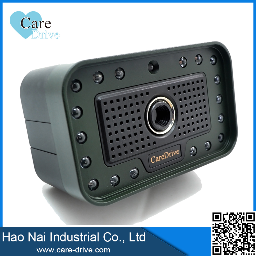 Anti fatigue car detector for fleet vehicle to remind the driver sleeping