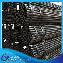 25MM black steel pipe for furniture leg